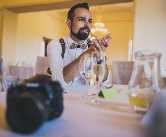 BeWooden - 10 pravidiel, podľa ktorých vybrať svadobného fotografa
