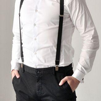 Traky - špeciálne miesto v šatníku gentlemana