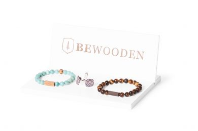 BeWooden - Logo Stand D (2)