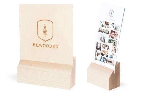 BeWooden - Set - natural
