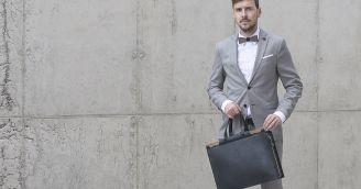 BeWooden - Business taška: Stvorená pre osobnosti so skutočným vkusom