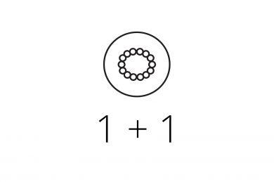 BeWooden - 1+1_bracelet
