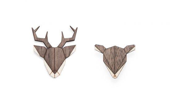 Doe & Deer Set