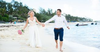 Svadba v Karibiku? Sen každej nevesty!