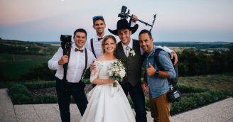 10 pravidiel, podľa ktorých vybrať svadobného fotografa