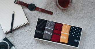 BeWooden - Ponožky pre gentlemanov so zmyslom pre detail
