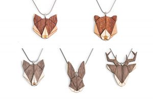 Animal Pendant Set