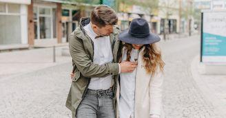 Inšpirácia pre jarný outfit – potulky ulicami
