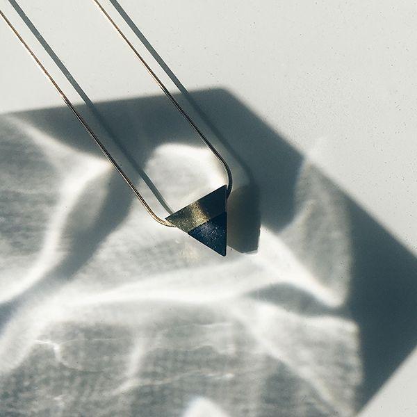 Strieborné šperky s dreveným detailom