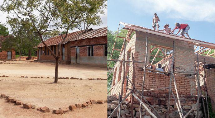 bewooden prispieva na výstavbu v africe