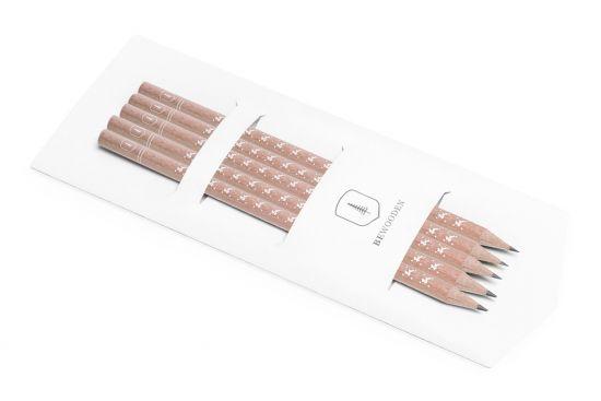 BeWooden - 0 Deer Pencil Set