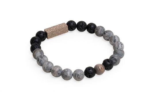 BeWooden - 2 Viame & Lava couple bracelets