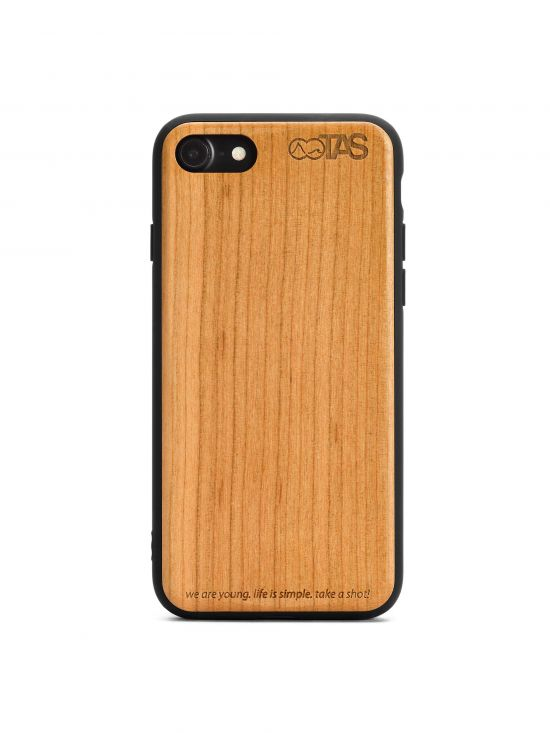 BeWooden - 0 Cherry case iPhone 8_7