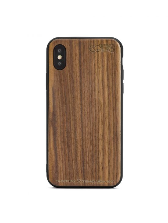 BeWooden - 0 Walnut case iPhone X_XS