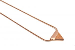 Rea Necklace Triangle
