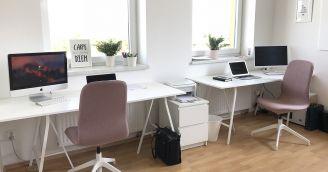 Ako si nápadito zariadiť svoje pracovné prostredie