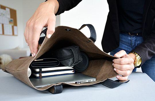 Praktickosť nadovšetko, to je dámska taška