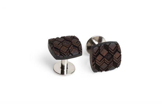 BeWooden - Choco Cuff