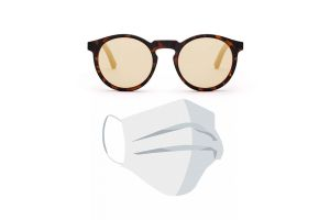Sunglasses & Mask Set