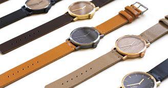 Môj čas šesťkrát inak: BeWooden hodinky