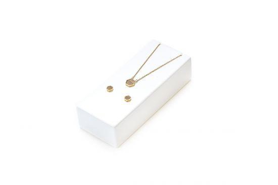 Jewelry Stand Small - white
