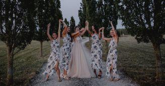 BeWooden - Ako na svadobný program, ktorý hostí nebude nudiť?