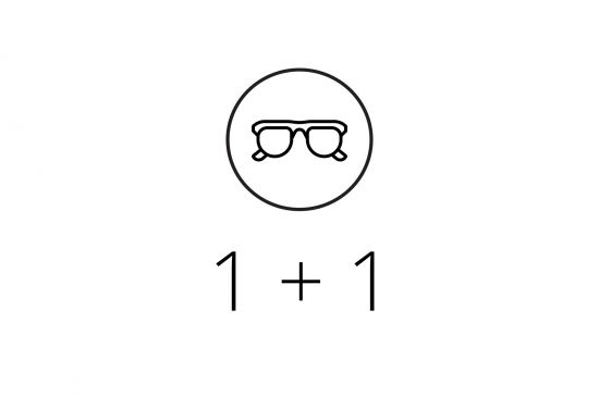 1+1 Sunglasses