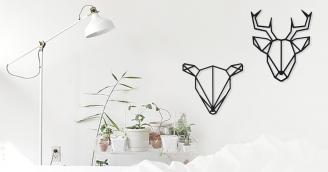 BeWooden - Domov ako kancelária: Minimalistka radí