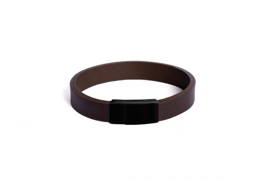 Brunn Leather Bracelet - Thin