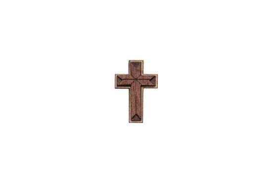 Agnus Cross Brooch