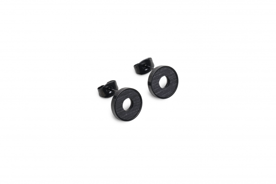 Nox Earrings Circle