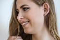 Lini Earrings Halfmoon