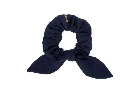Navy Rubber Band