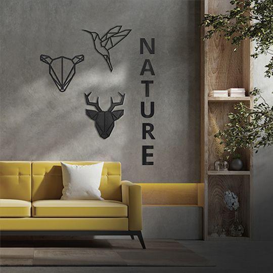 BeWooden - Príroda u vás doma